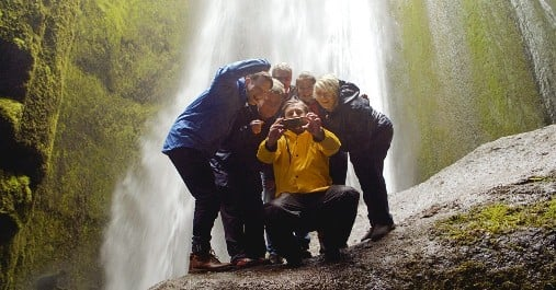 Hangout with Gudmundur in Iceland