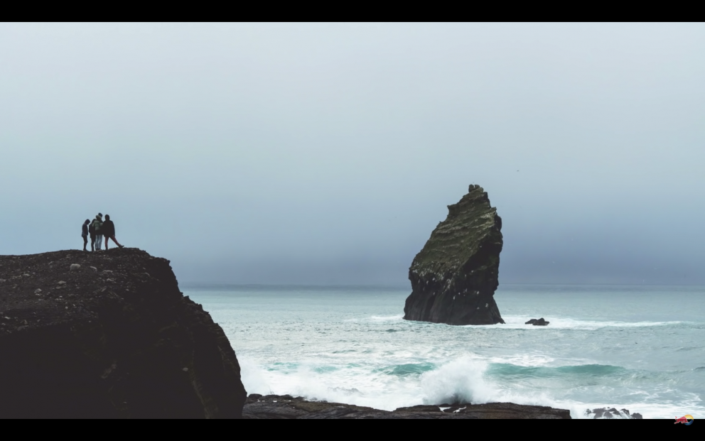 The world class waves of Reykjanes - a surfers hotspot