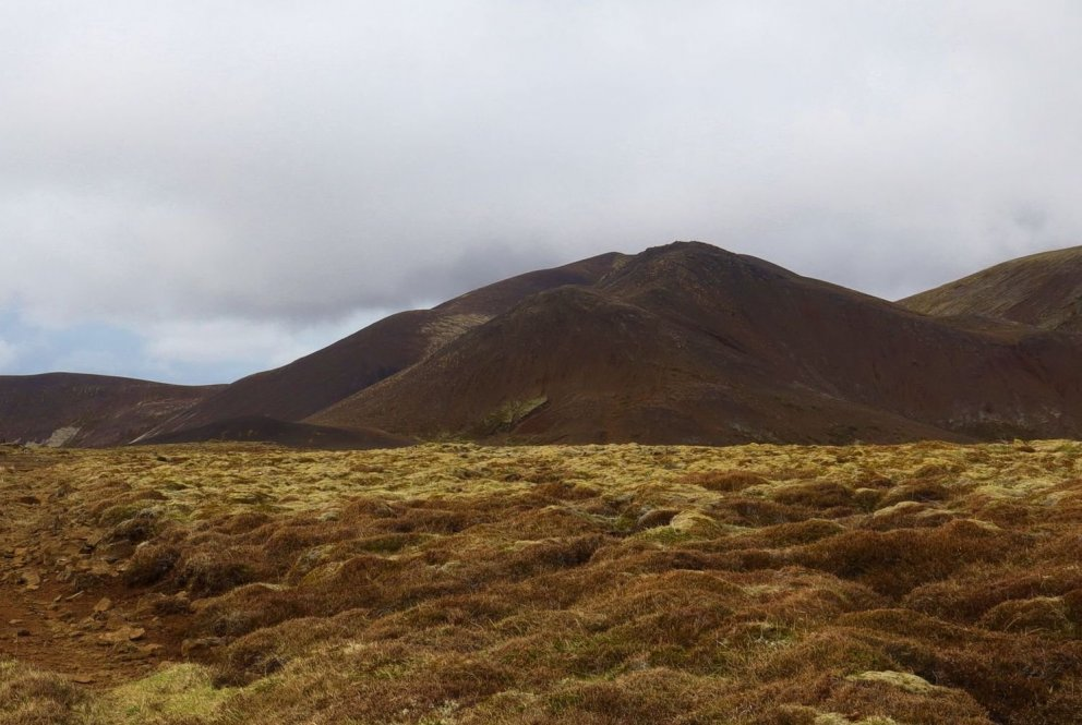 Due to possible volcanic eruption in Reykjanes