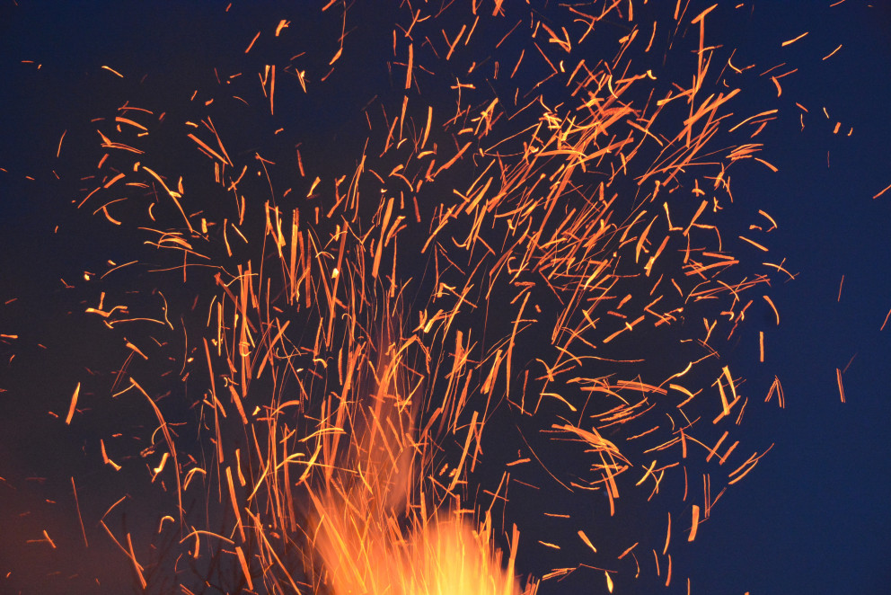 New Year's Eve Bonfires